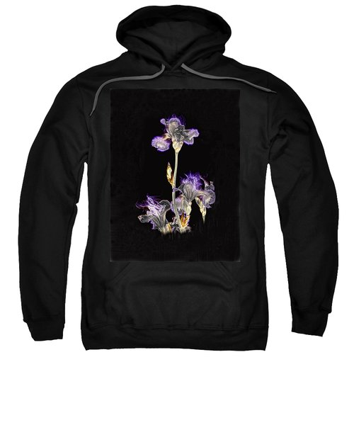 Midnight Iris Sweatshirt