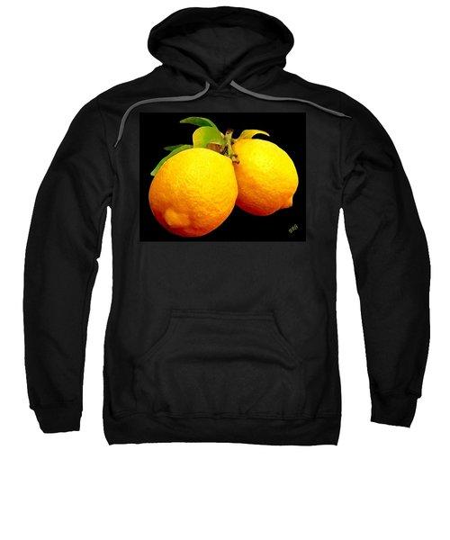 Midnight Lemons Sweatshirt