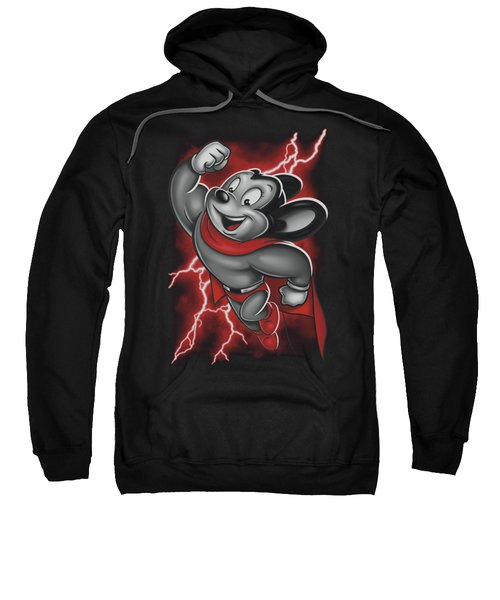 Mighty Mouse - Mighty Storm Sweatshirt by Brand A