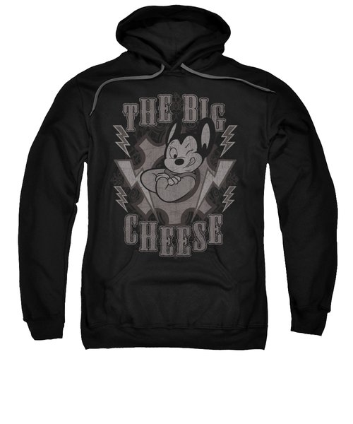 Mighty Mouse - The Big Cheese Sweatshirt by Brand A