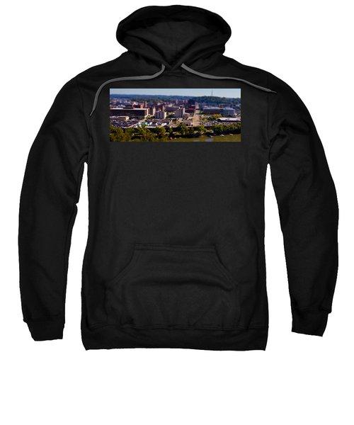 Mini Downtown Parkersburg Sweatshirt by Jonny D