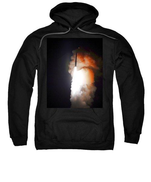 Minuteman IIi Missile Test Sweatshirt