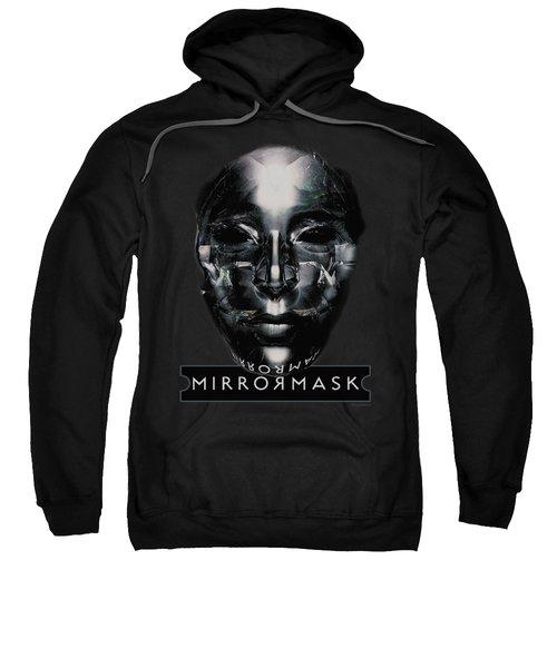 Mirrormask - Mask Sweatshirt