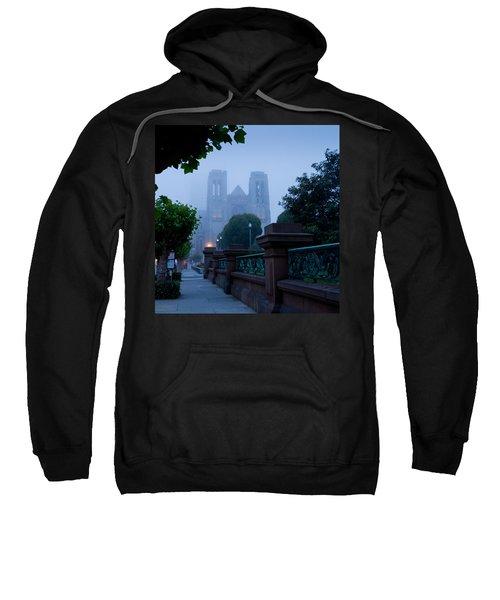 Misty Blues Sweatshirt