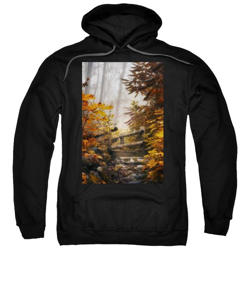 Misty Footbridge Sweatshirt