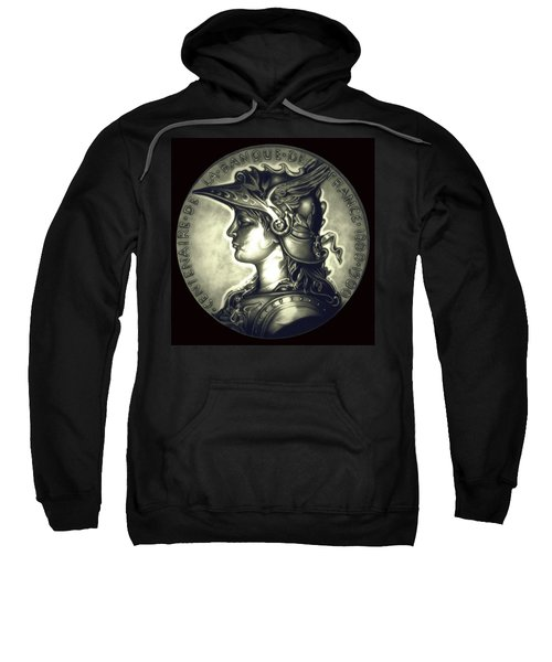 Misty Midnight Black Marianne Sweatshirt