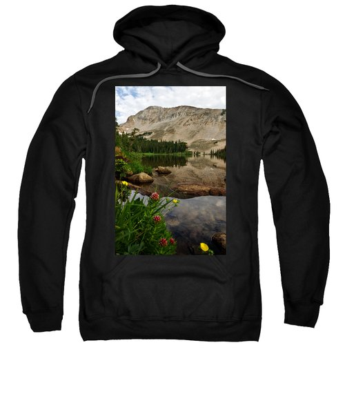 Mitchell Lake Reflections Sweatshirt