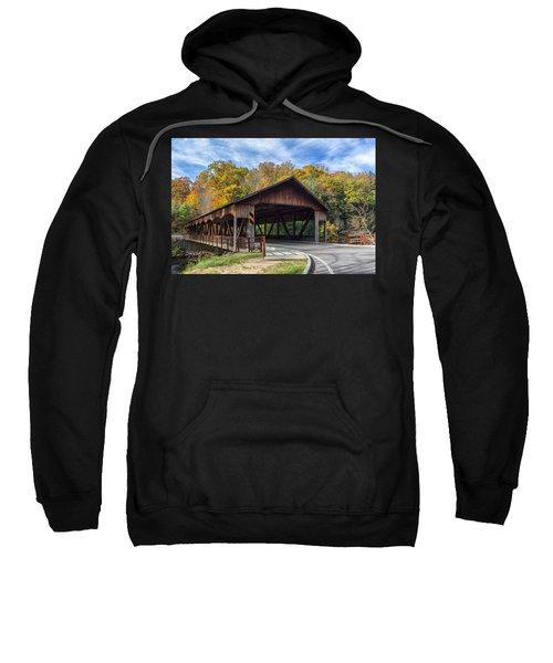 Mohican Covered Bridge Sweatshirt