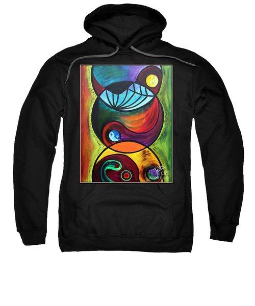 Molecules Of Emotion Sweatshirt