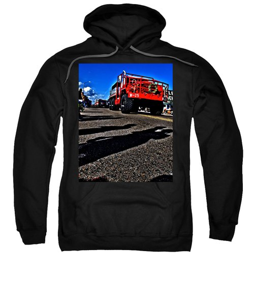 Monster Truck Sweatshirt