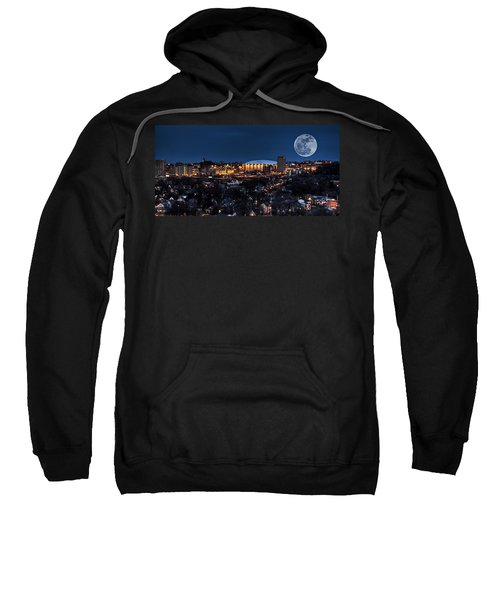 Moon Over The Carrier Dome Sweatshirt