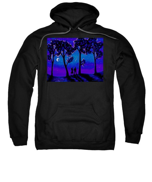 Moonlight Walk Sweatshirt