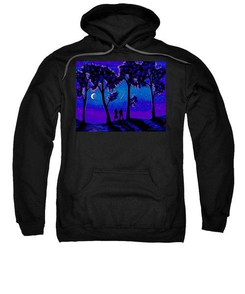 Moonlight Walk Sweatshirt