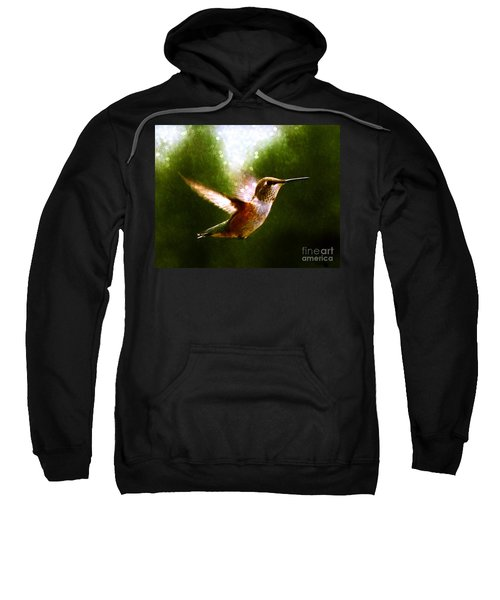Moonlit Iridescence  Sweatshirt