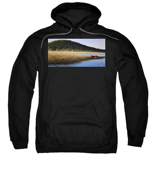Moose Lake Paddle Sweatshirt