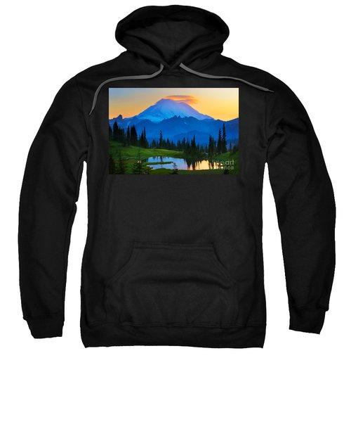 Mount Rainier Goodnight Sweatshirt