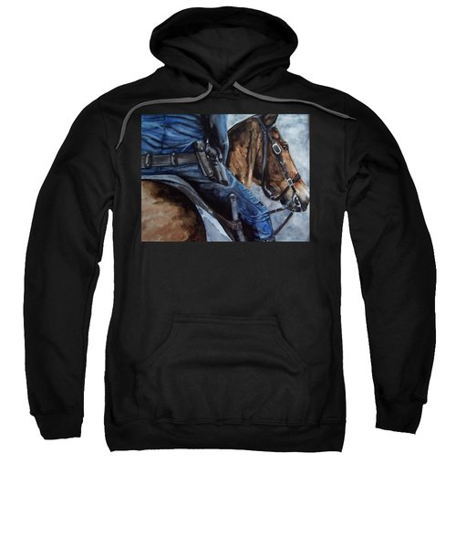 Mounted Patrol Sweatshirt