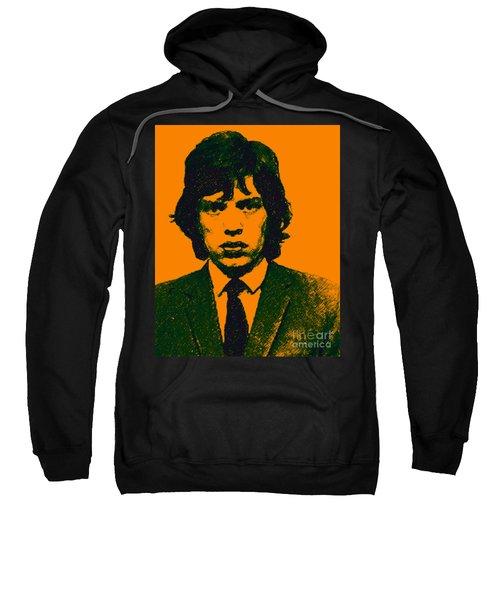 Mugshot Mick Jagger P0 Sweatshirt