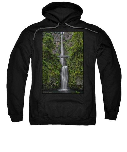 Multnomah Falls Sweatshirt