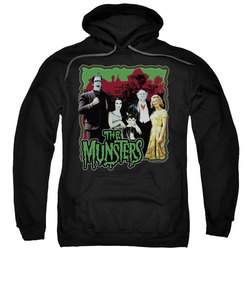 Munsters - Normal Family Sweatshirt
