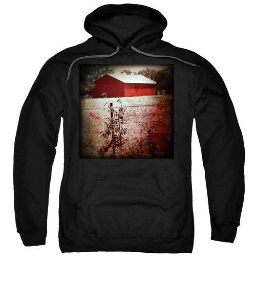 Murder In The Red Barn Sweatshirt