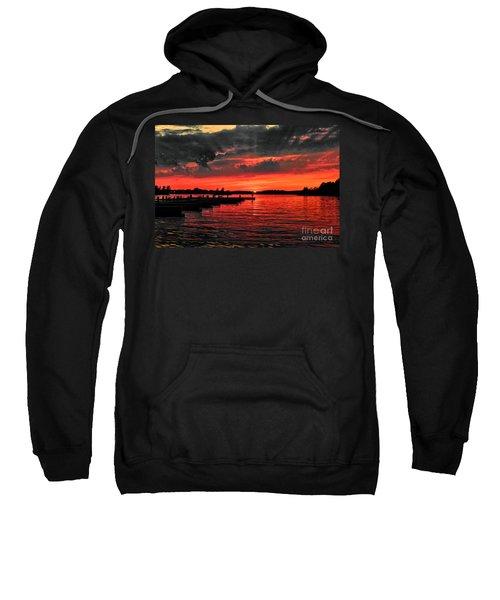 Muskoka Sunset Sweatshirt