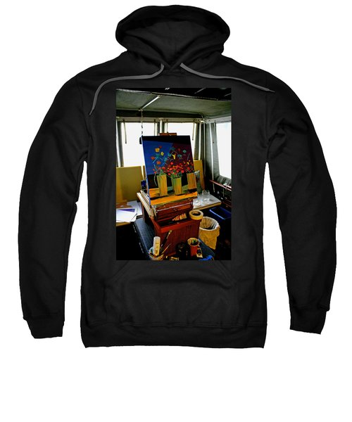 My Art Studio Sweatshirt