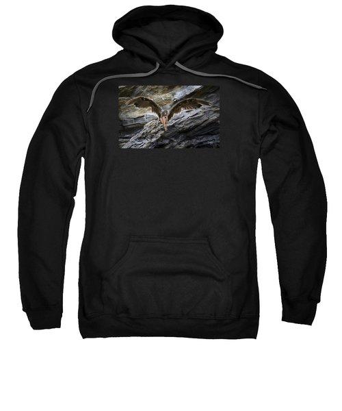 My Guardian Angel Sweatshirt