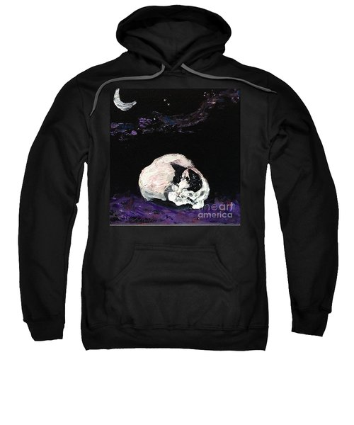 Mystic Cat Nap  Sweatshirt