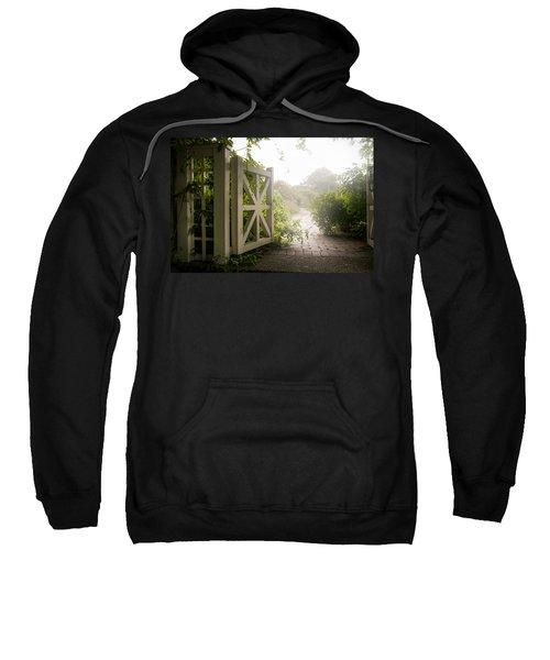 Mystic Garden - A Wonderful And Magical Place Sweatshirt