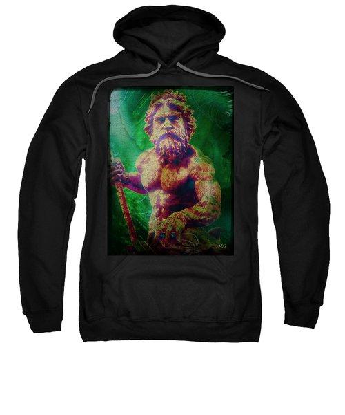 Neptune In Atlantis Sweatshirt