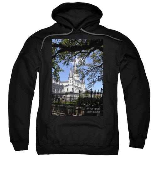 St. Louis Cathedral 20 Sweatshirt