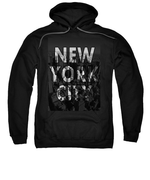 New York City - Black Sweatshirt