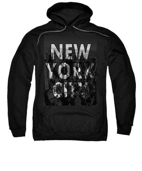 New York City - Black Sweatshirt