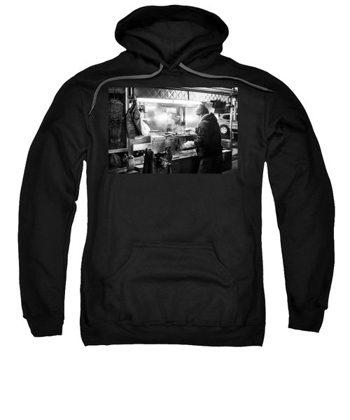 New York City Street Vendor Sweatshirt