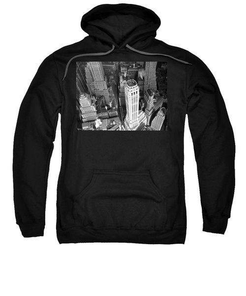 New York Financial District  Sweatshirt