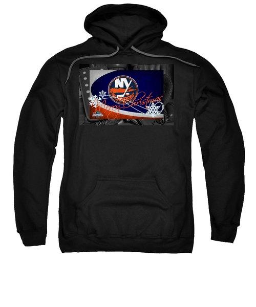 New York Islanders Christmas Sweatshirt