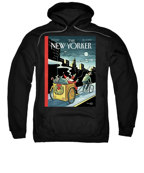 New Yorker December 15, 2008 Sweatshirt