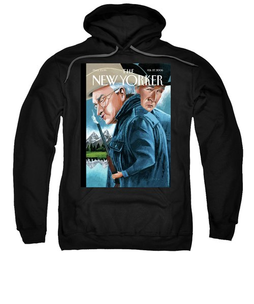 New Yorker February 27th, 2006 Sweatshirt