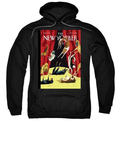 New Yorker June 10th, 2002 Sweatshirt