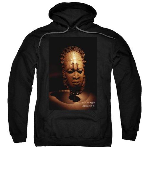 Nigerian Ivory Mask Sweatshirt