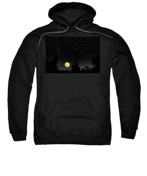 Night Moves Sweatshirt