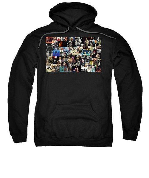 Nirvana Collage Sweatshirt
