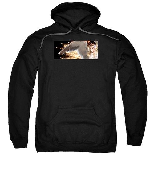 Nissrine An Angels Radiance Sweatshirt
