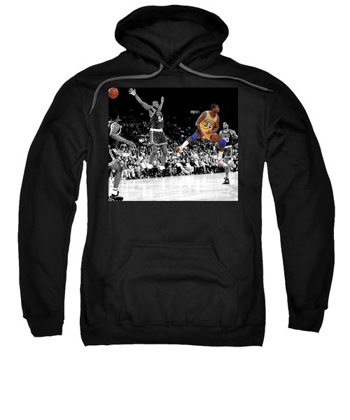 No Look Pass Sweatshirt by Brian Reaves