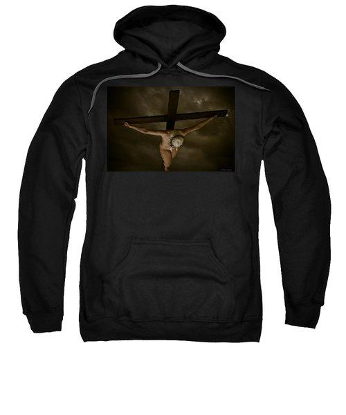 Nordic Crucifix Sweatshirt