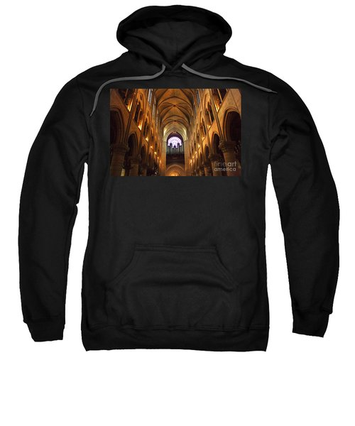 Notre Dame Ceiling Sweatshirt