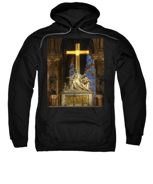 Notre Dame Pieta Sweatshirt