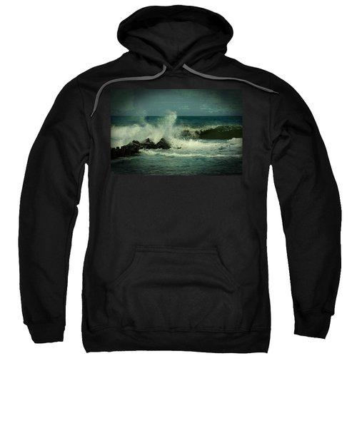 Ocean Impact - Jersey Shore Sweatshirt