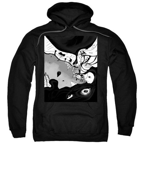 Oil Spill Sweatshirt